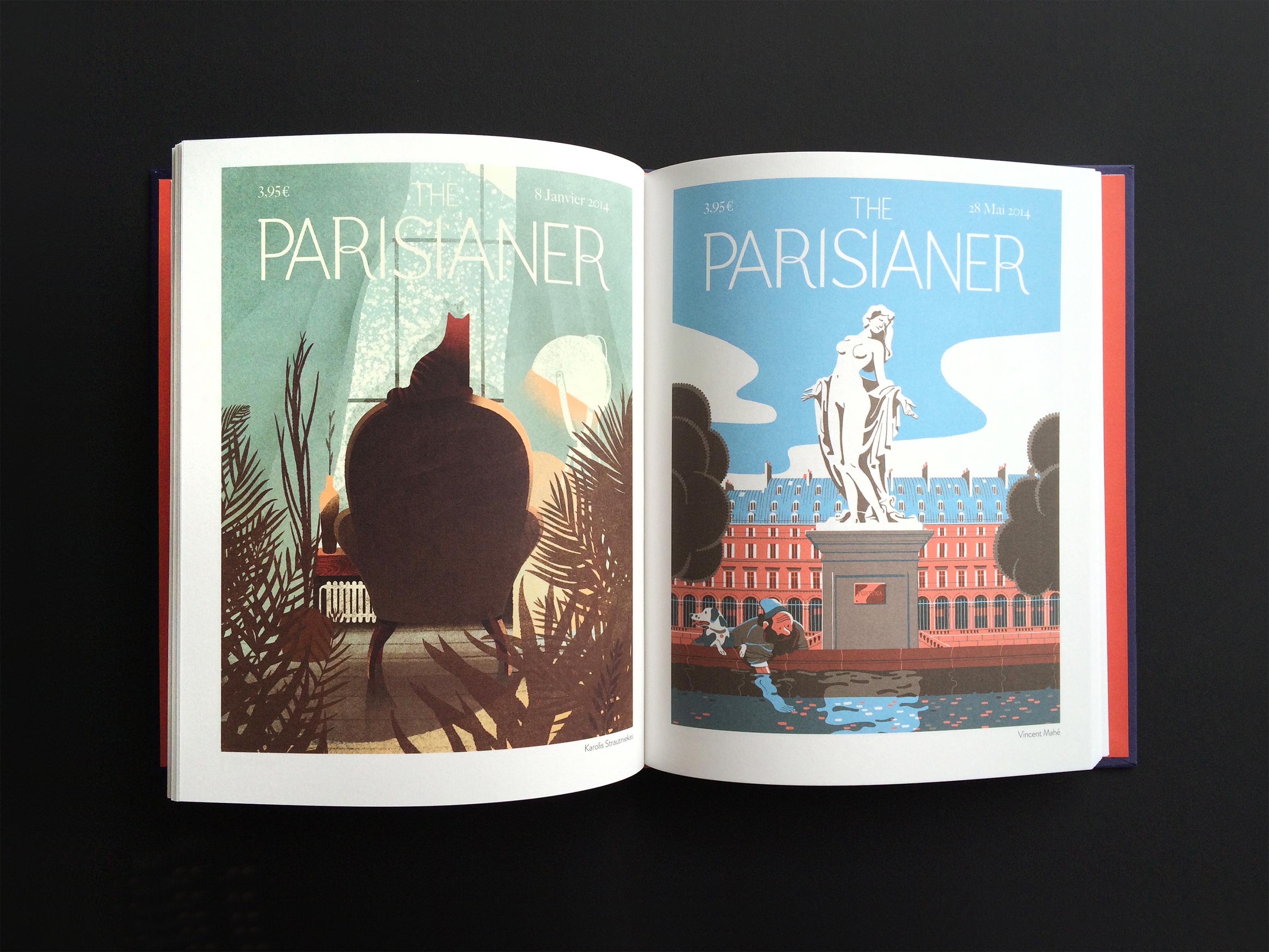 The Parisianer | Karolis Strautniekas, Vincent Mahé