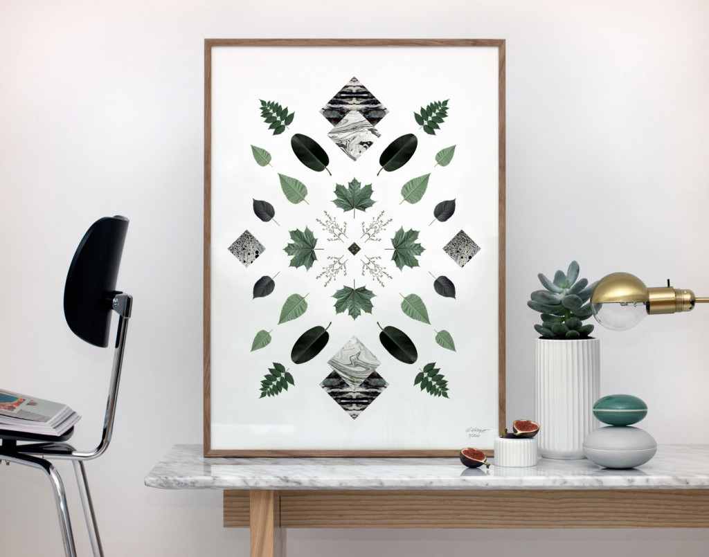 Kristina Krogh Artwork Prints | Flora