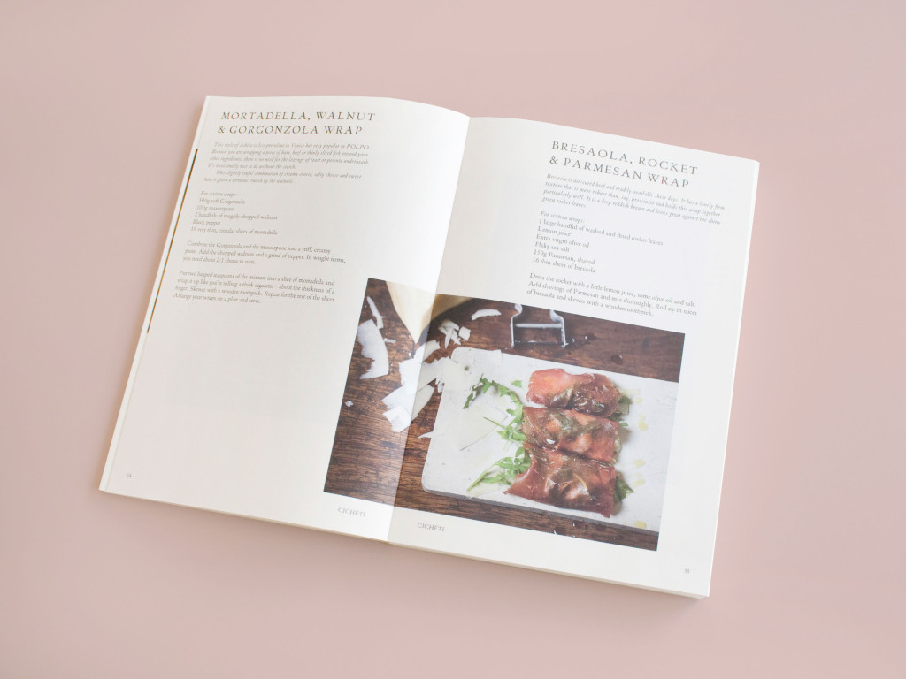 POLPO Venetian Cookbook