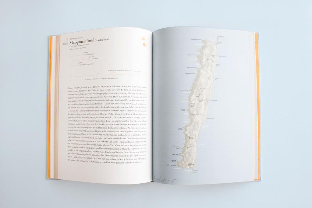 Atlas der abgelegenen Inseln | A book by Judith Schalansky