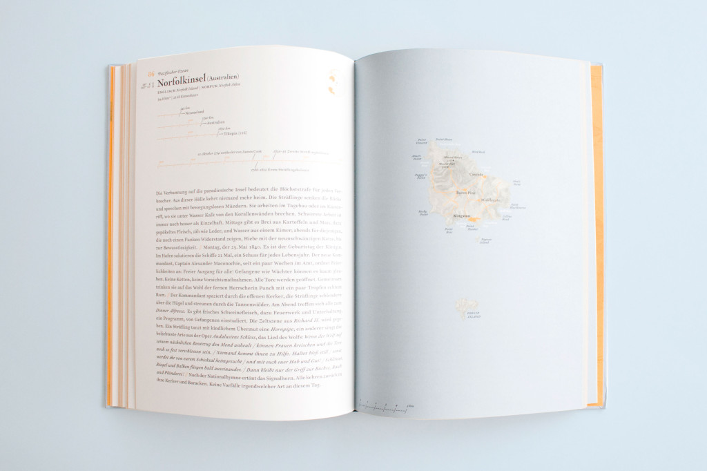 Atlas of Remote Islands | A book by Judith Schalansky