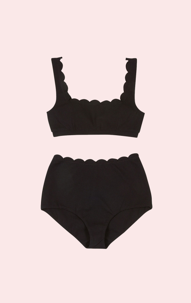 Summer Essentials | Marysia high waist Bikini