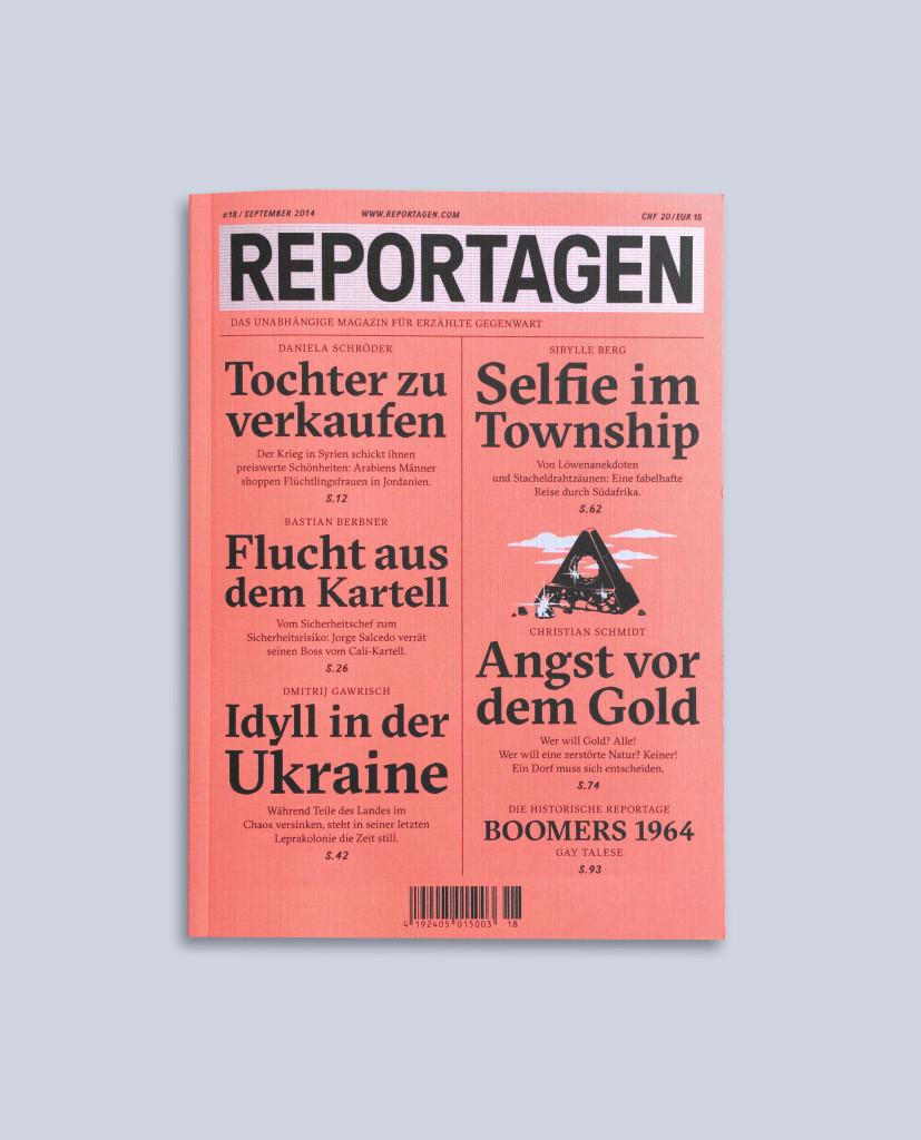 Grilli Type | Reportagen Magazine