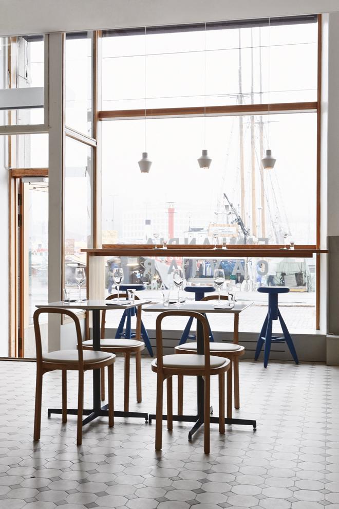 Finlandia Caviar, Helsinki | Restaurant Design