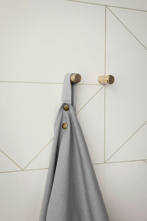 Ferm Living Towel Knob | AW 2015 Collection