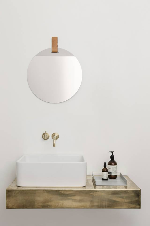 Ferm Living Bathroom Mirror | AW 2015 Collection