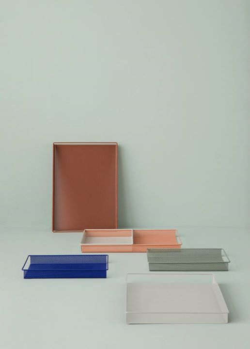 Ferm Living Trays   AW 2015 Collection
