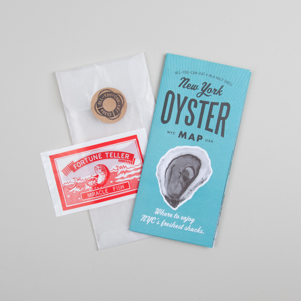 City Maps | New York Oysters