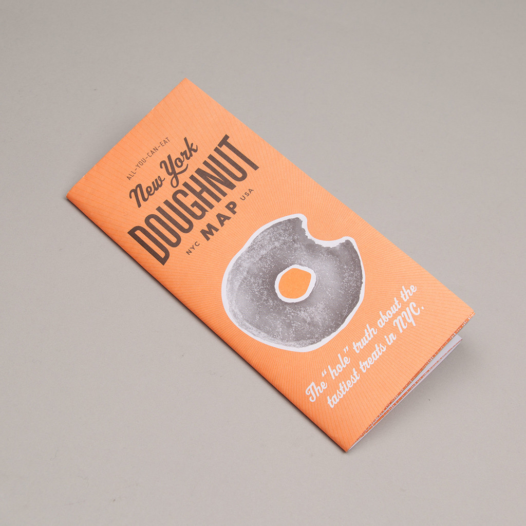 City Maps | New York Doughnuts