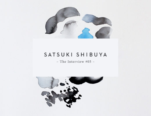 The Interview with Satsuki Shibuya | Sarah Le Donne Blog