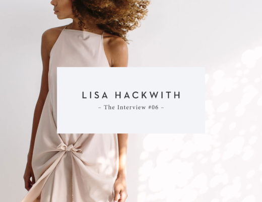 The Interview with Fashion Designer Lisa Hackwith | Sarah Le Donne Blog
