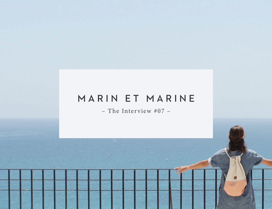 The Interview with Marin et Marine from Berlin | Sarah Le Donne Blog