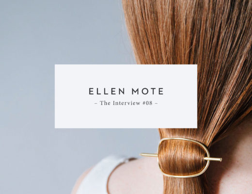 The Interview with Jewelry Designer Ellen Mote | Sarah Le Donne Blog