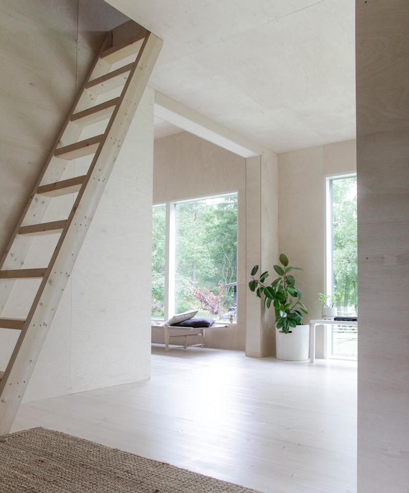 Nordic Summer House by Minna Jones
