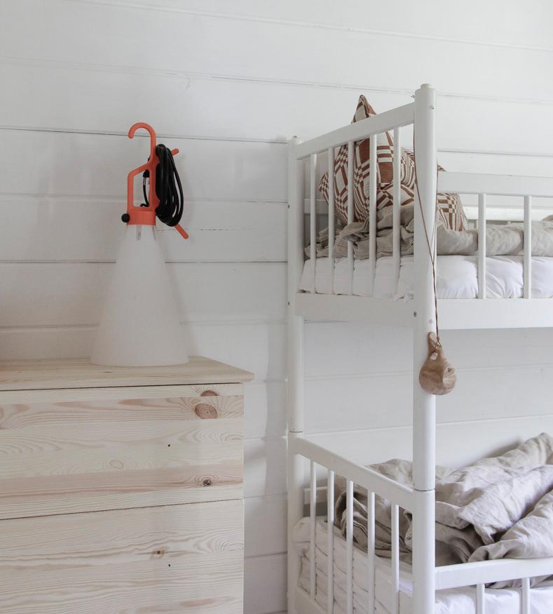 Nordic Summer House by Minna Jones | Mayday lamp