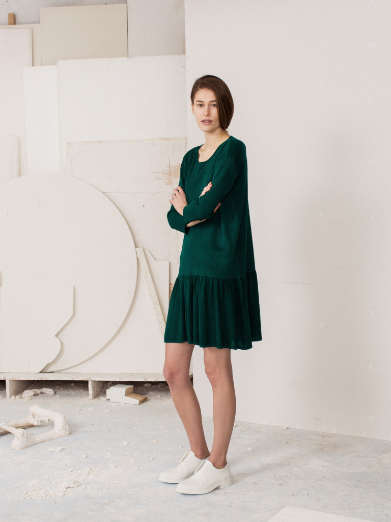 Arela | Finnish fashion brand | Cashmere knits & cotton jersey