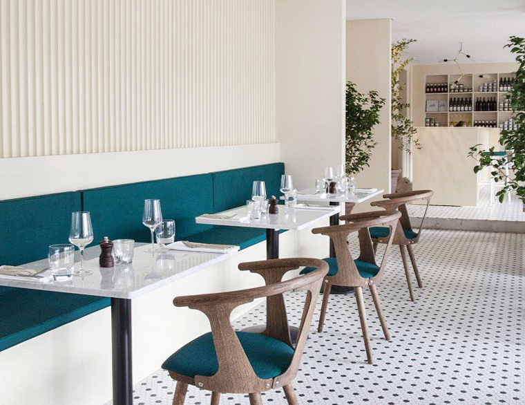 Italy by Norm Architects | Restaurant Interior Design