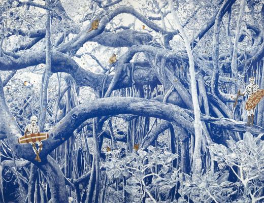 Danie Mellor | Australian contemporary artist