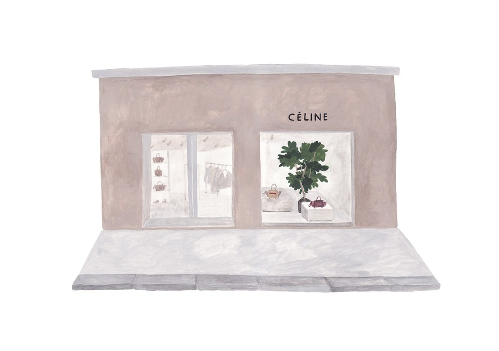 Sainte Maria | illustration | Céline Store
