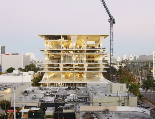 1111 Lincoln Road, Miami Beach | mixed use development | Herzog de Meuron