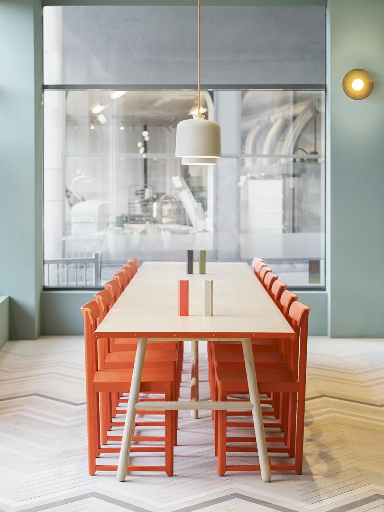Restaurant Design | Finefood Stockholm