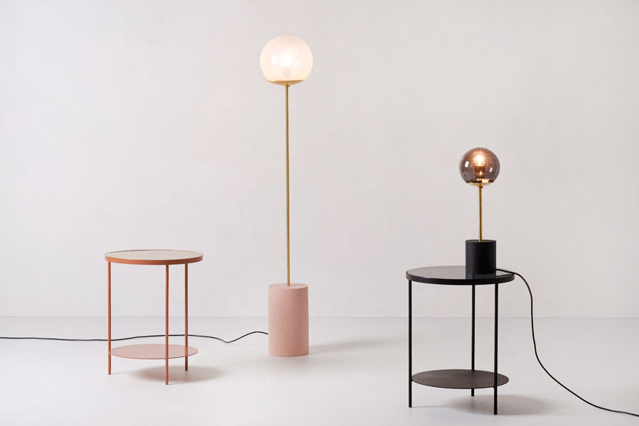 Line Collection lamp | Douglas and Bec |