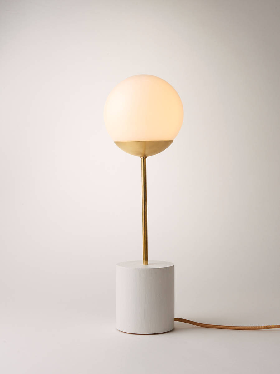 Line Collection table lamp