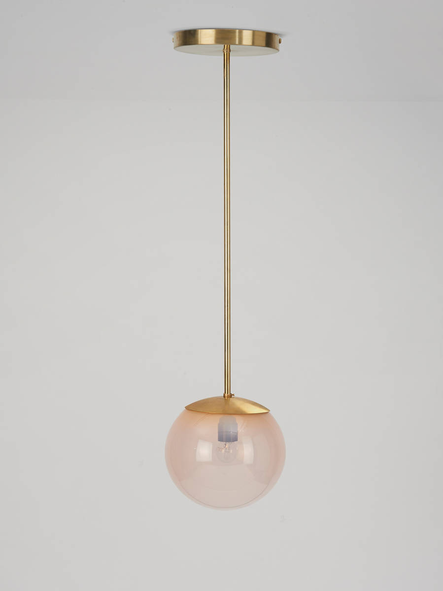 Line Collection pendant lamp | Douglas and Bec |