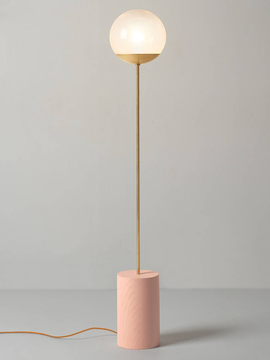 Line Collection floor lamp | Douglas and Bec |