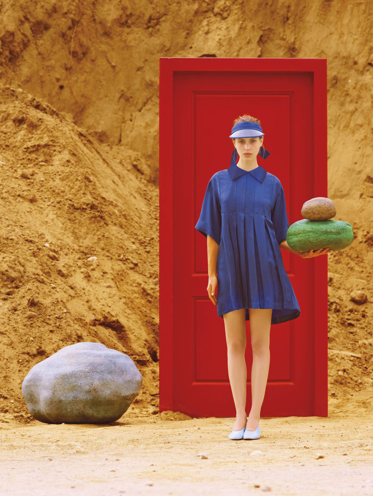 Maison Kitsuné – Spring Summer 2016 | Art Direction