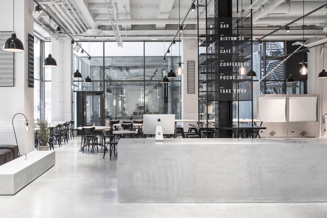 Usine | Concept space in Stockholm