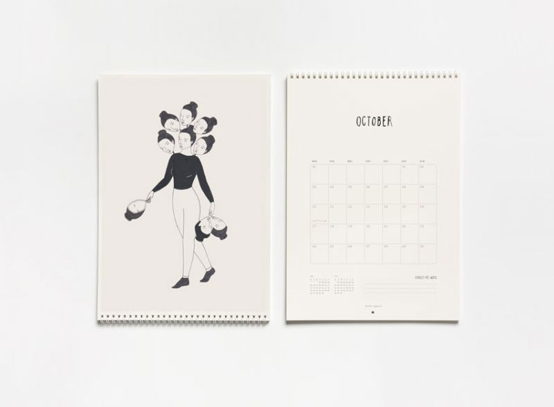 Frankie Magazine | Wall Calendars 2016