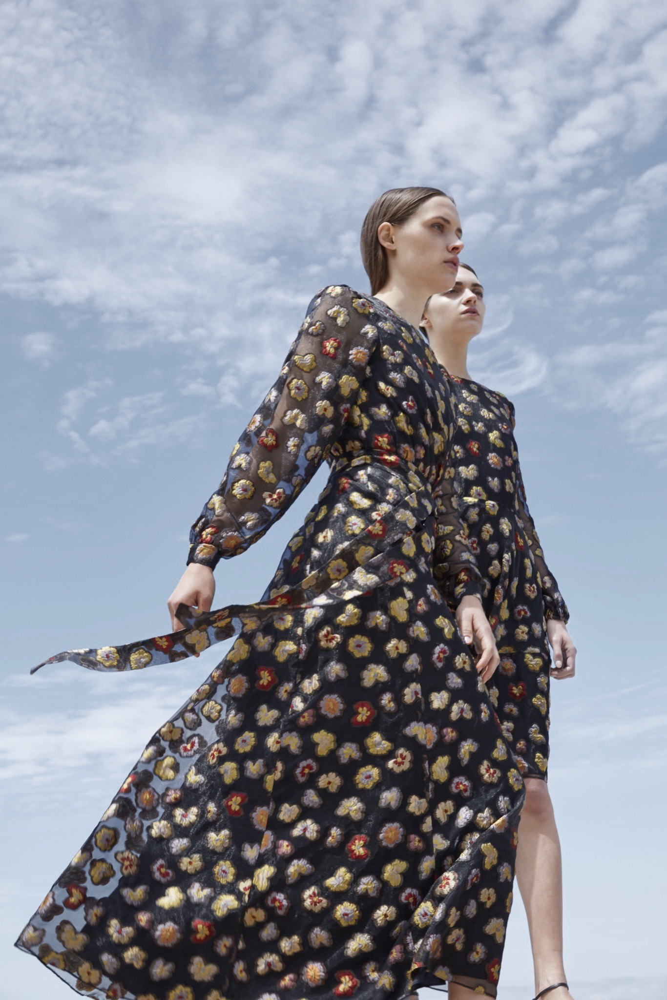 Co Womenswear | Flower Dress
