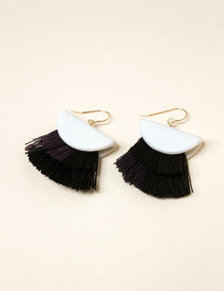 Barrow ceramic jewelry | Earrings
