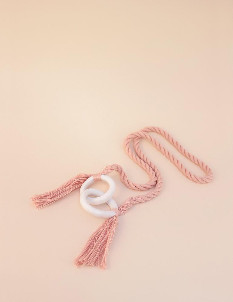 Barrow ceramic jewelry | Necklace