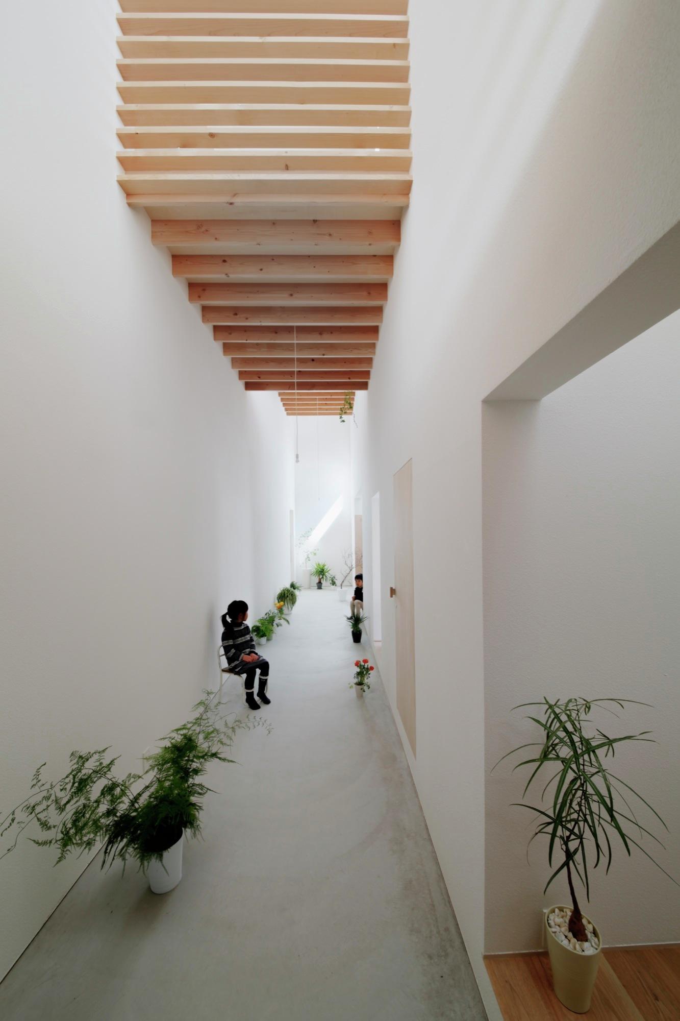 Katsutoshi Sasaki's House in Yamanote