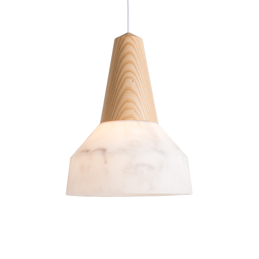 Schneid Design Studio – Eikon Lamp in Marble
