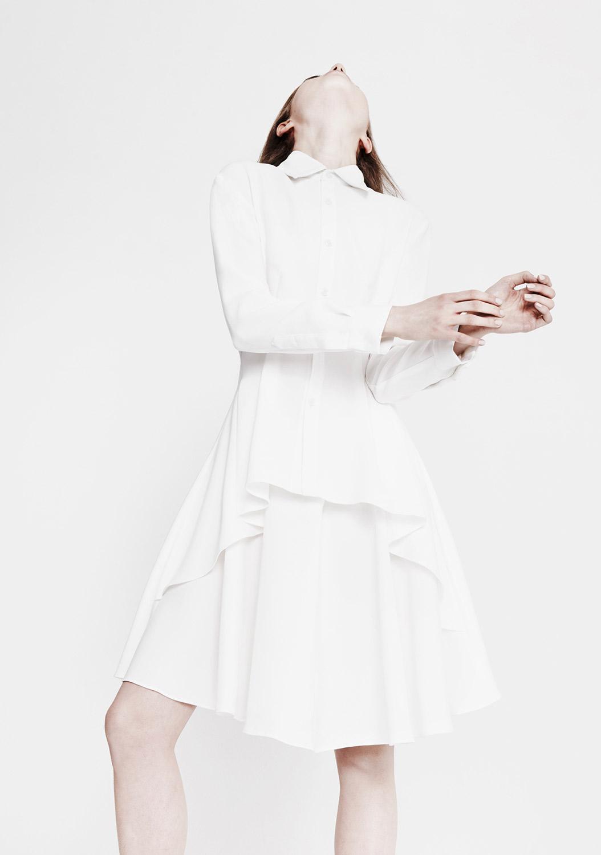 Youjia Jin | Modern shirt dresses