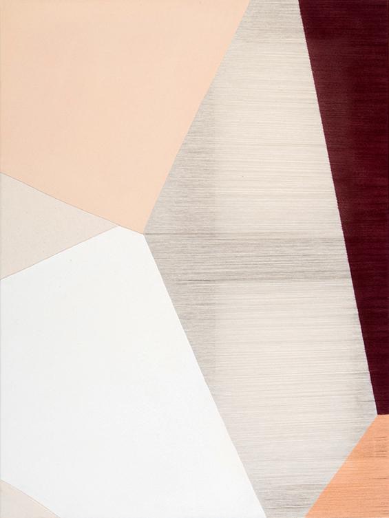 Rebecca Ward   Minimalistic and geometric art