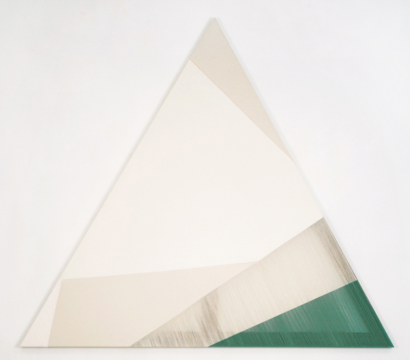 Rebecca Ward | Minimalistic and geometric art