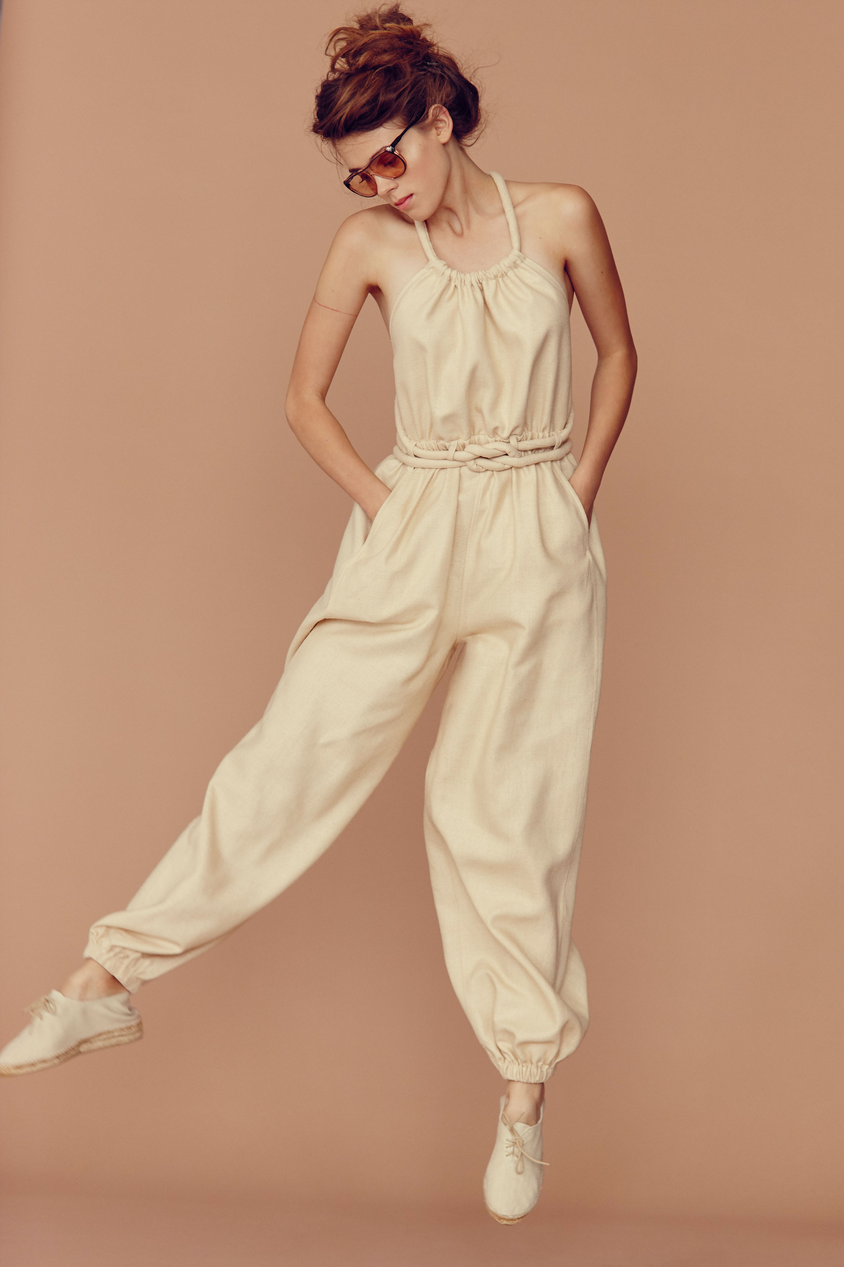Electric Feathers SS 2016   Fashion made in NY   Jumpsuit