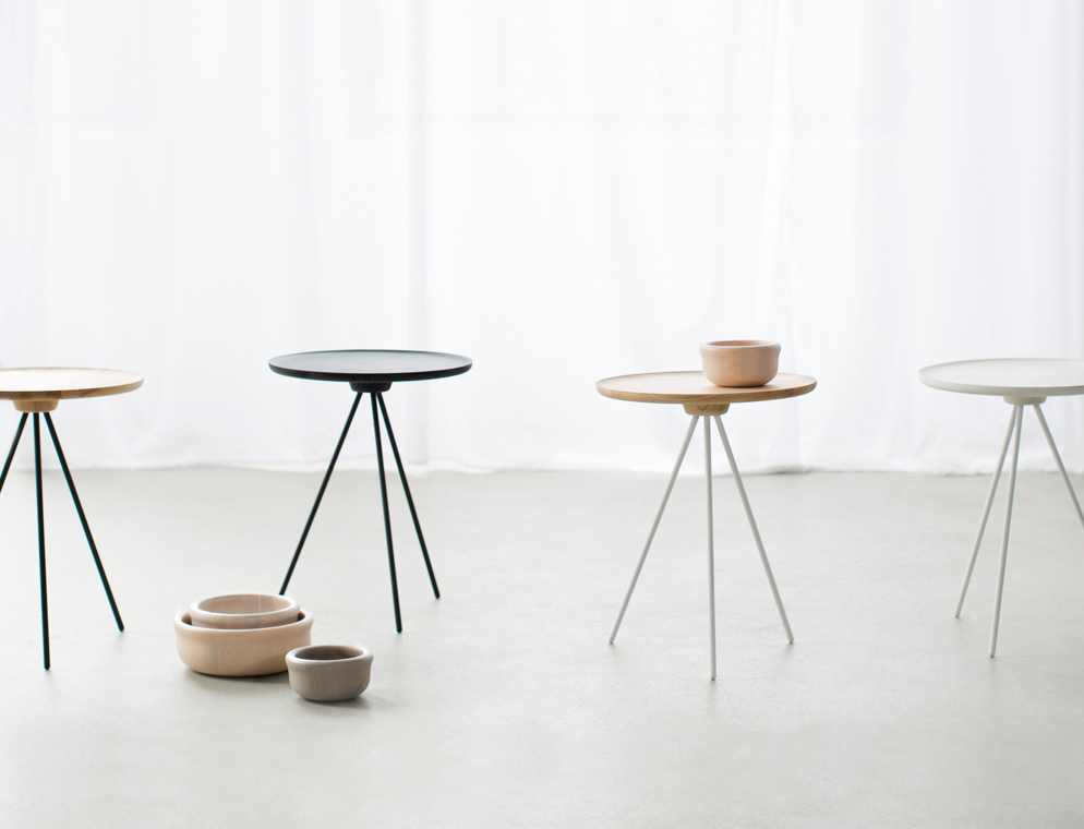 Key table | GamFratesi for Hem | simple side table