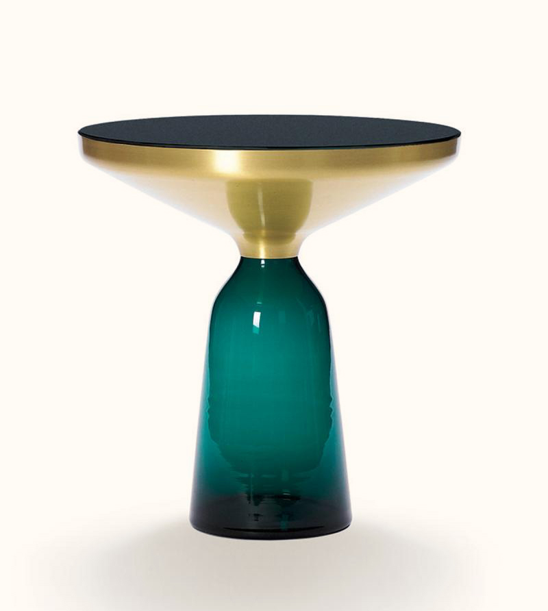 Sebastian Herkner for Classicon | Bell glass side table