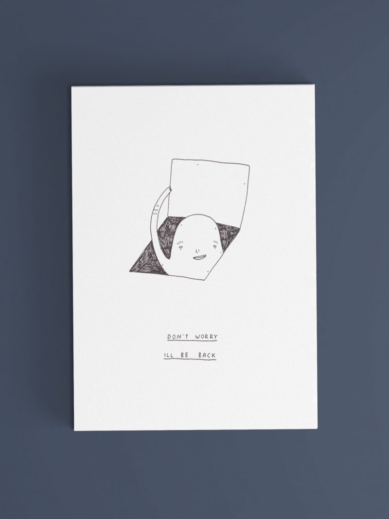 Lovely & cute illustrations from Denmark by My Buemann