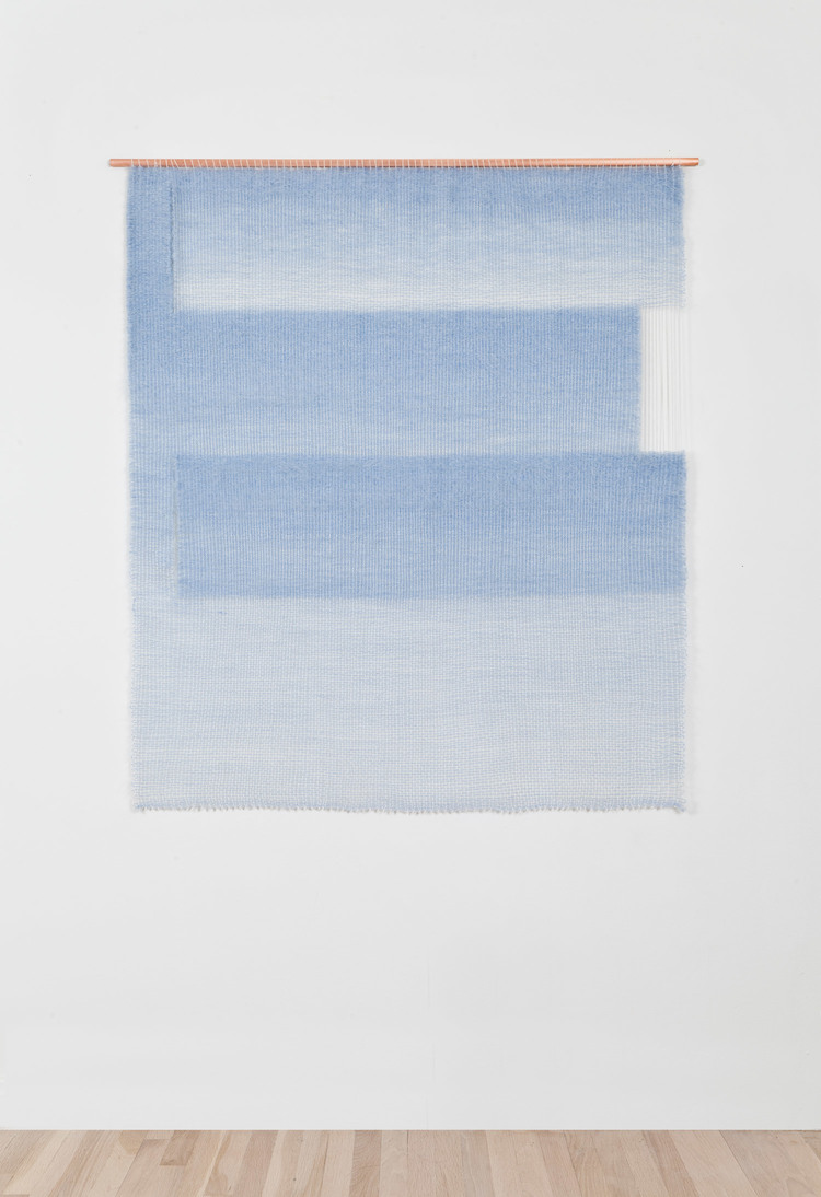 Fine weavings by Mimi Jung, LA