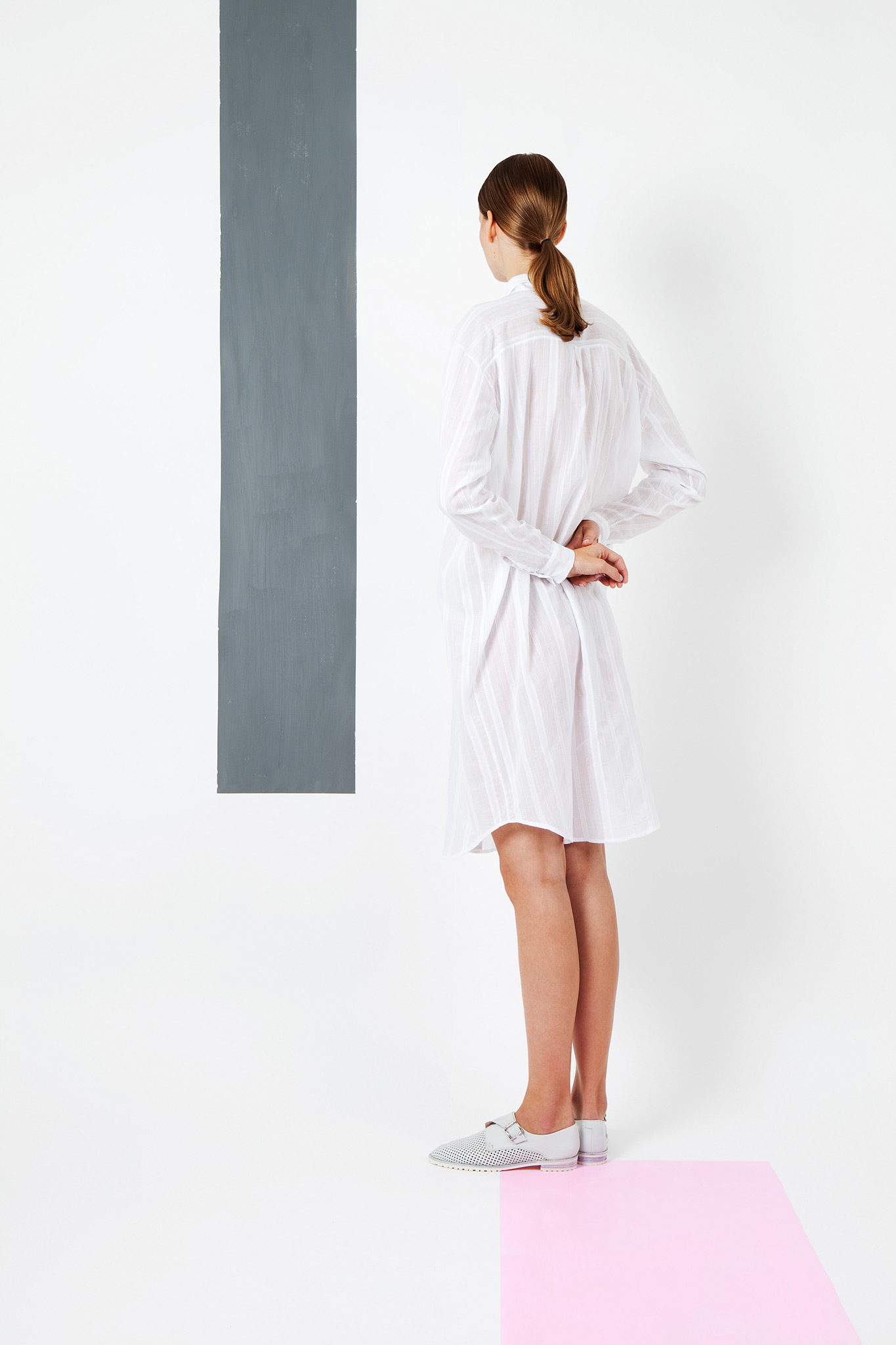 Arela | Cosmo shirtdress in cotton