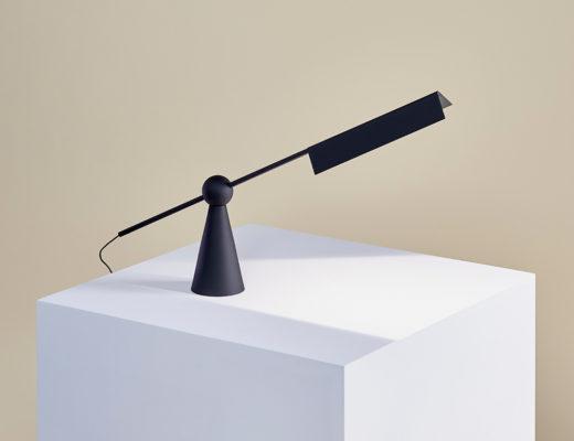 Earnest Studio | Mill table lamp