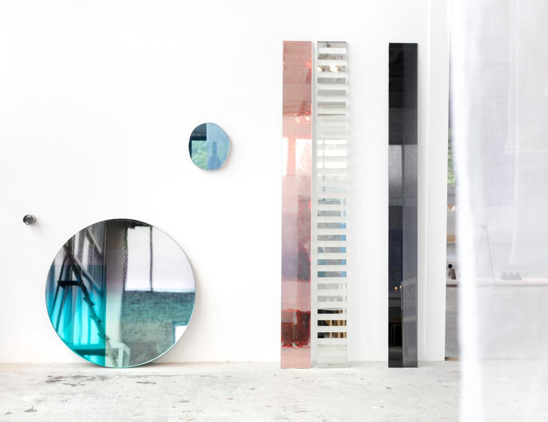 Experimental Glas & Mirrors