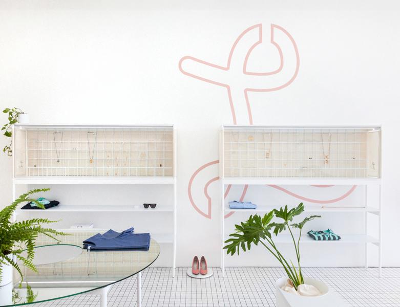 Par La Roy Fashion Boutique | Retail Design by Savvy Design Studio