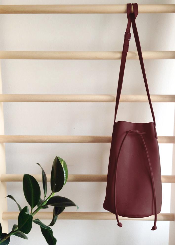 Interview with Marin Et Marine – Handmade Bucket Bag from Berlin